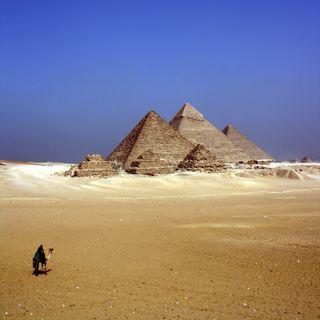 Relajación, viaje a Egipto