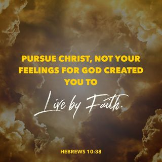 Pursue Christ, Not Your Feelings to Live a Victorious Life In Christ Jesus