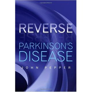 Author, John Pepper, the Man Who Walked Off Parkinson's