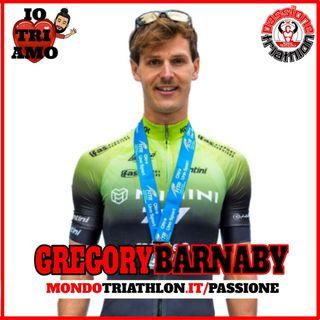Passione Triathlon n° 143 🏊🚴🏃💗 Gregory Barnaby