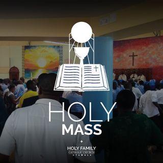 Saturday Mass at Holy Family Catholic Church Utawala - March 21