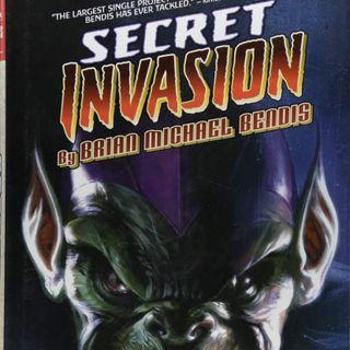 Source Material #220 - Secret Invasion (Marvel, 2008)