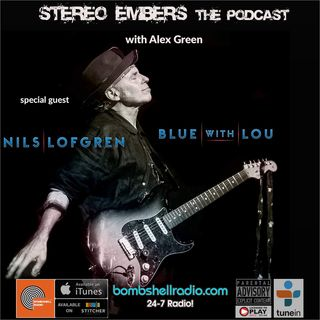 Stereo Embers The Podcast: Nils Lofgren (The E Street Band, Crazy Horse)