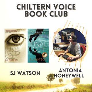 SJ Watson (1st August 2021)