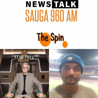 The Spin - June 11, 2020 - Gone With Wind Removed from HBO, Shows 2020 Basbeball Prediction & Miking Up Players