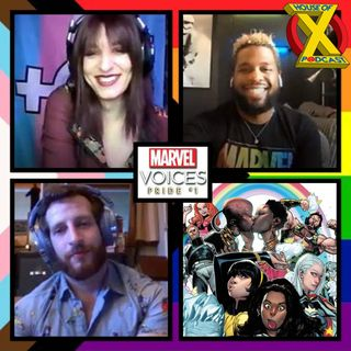 Episode 81 - MARVEL VOICES: PRIDE Review