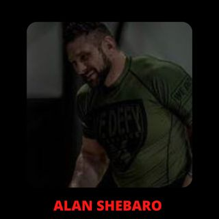FORMER GREEN BERET AND JIUJITSU INSTRUCTOR ALAN SHEBARO