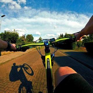 'Nuestros diarios de bicicleta' por Pavel Velasco