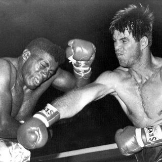 "Old Time Boxing Show:The Career of ""Irish""Jerry Quarry"