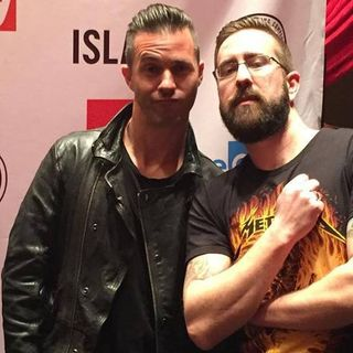 Rockcast 110 - Release day with Jerry Horton of Papa Roach