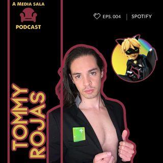 Tommy Rojas (La Voz en español de Cat Noir en Lady Bug) esta en la Sala