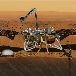 With NASA's Latest Mars Lander We Can't help wondering what can we Learn?