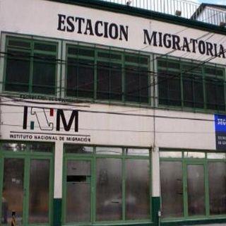 Entre chinches y hacinamiento están migrantesen estaciones del INM