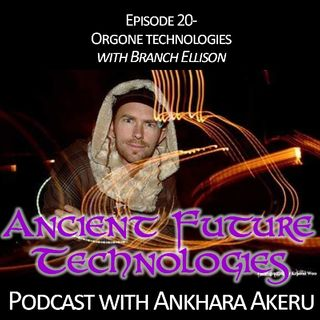 Episode 019~ The Amazing Properties of Orgone Technology