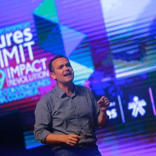 'Este es el mejor momento para emprender en Colombia': Hernando Rubio