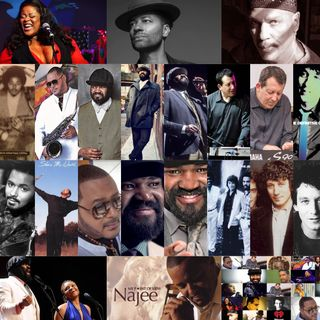 Smooth Jazz Mixin' 'Gregory Porter, Jeff Lorber, & Najee' {On iHeartRadio Podcast}