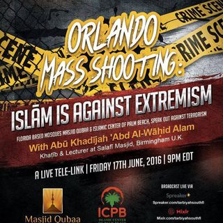 Islam Is Against Extremism-Abu Khadeejah