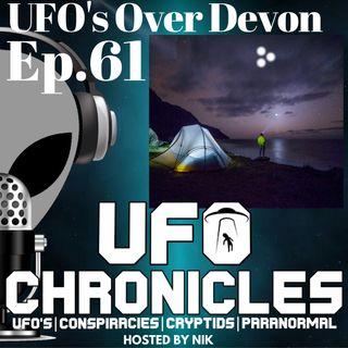 Ep.61 UFO's Over Devon