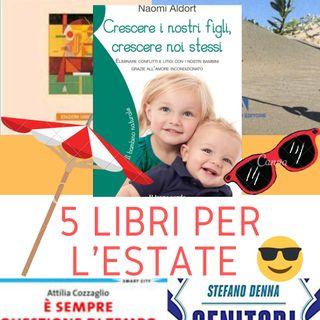 5 libri pedagogici per l'estate