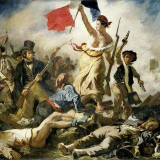 La libertà guida il Popolo Delacroix