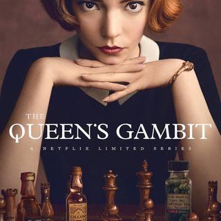 Ep 110 -  The Un-Tropes of Queen's Gambit