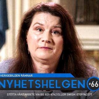 Nyhetshelgen #66 – Sverigebilden rämnar, sekterism i USA, fascist-FN