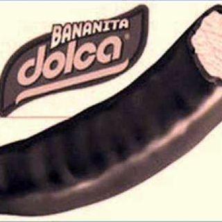 Edición Modo Retro publicidad Bananita Dolca 80-90