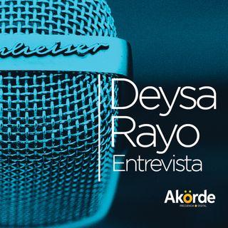 Deysa Rayo Entrevista