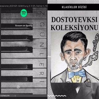 Dostoyevski sözlüğü 14 kitap alıntısı