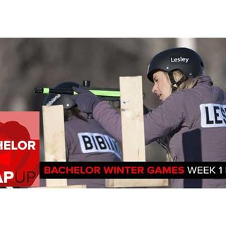 Bachelor Winter Games Week 1 Recap with Akiva