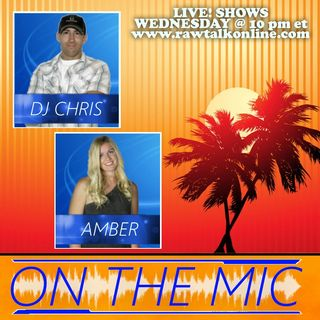 The Chris & Amber Radio Show - 11-1-17