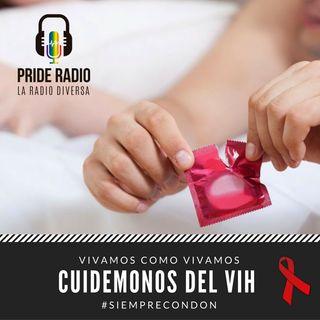 Vivamos como vivamos ¡Cuidémonos del VIH!