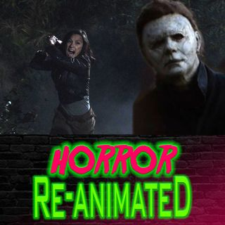 Danielle Harris and Blumhouse Halloween
