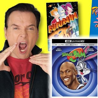 #382: Voiceover artist Billy West on Bugs Bunny, Ren and Stimpy, and Futurama!