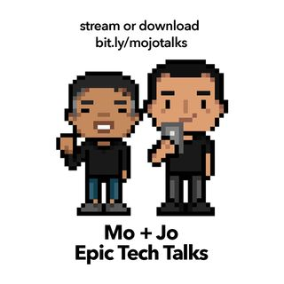 E68 Joe interviews Mo about NRF 2019 Trends