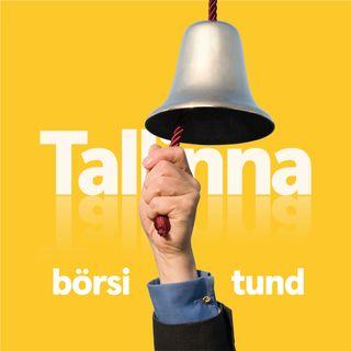 Tallinna börsi tund — külas Paavo Nõgene (Tallink)