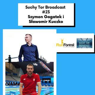 Szymon Gagatek i Sławomir Kuczko o zagrożonych imprezach pływackich i przyszłości żabki w STB #23