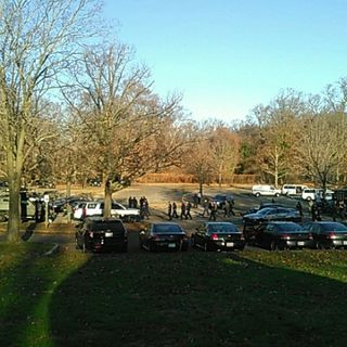 Afternoon Update, Riot Police Takeover Druid Hill Park