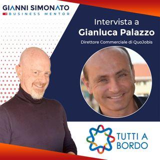 #50 Tutti A Bordo: Agenda 2030: Modern Selling e Phygital con Gianni Simonato e Gianluca Palazzo