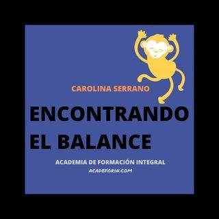 ENCONTRANDO EL BALANCE