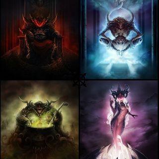 15 - Los Dioses del Caos