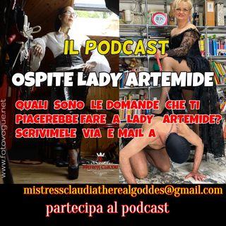 "Parola allo schiavo ""domande a Lady Artemide"