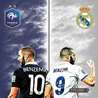 Karim Benzema, le due facce della medaglia