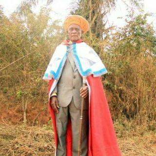 A história do avô Bengo