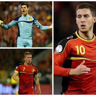 GRUPO G: Bélgica