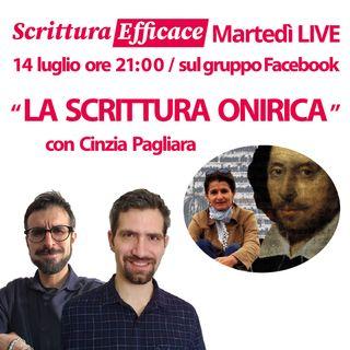 La scrittura onirica - con Cinzia Pagliara