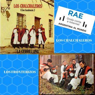 05 Chalchaleros y Fronterizos - Capitulo Doble
