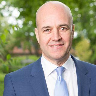 Fredrik Reinfeldt 2015