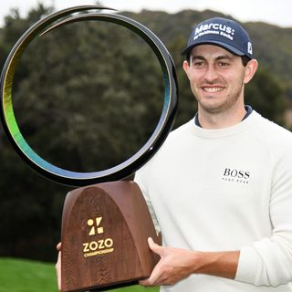 FOL Press Conference Show-Mon Oct 26 (ZOZO-Patrick Cantlay)