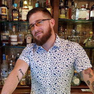Bartender Shake-Off with Justin Picone of Iron Vine